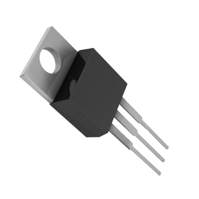 Voltage regulator L7808CV, TO-220