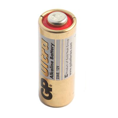 Battery GP ULTRA ALKALINE, 23AE, 12V, alkaline