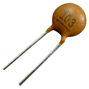 Ceramic Disc Capacitor 18pf 63v 10 5 Mm