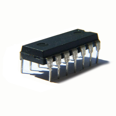 CMOS Logic CD4069UBE, DIP-14