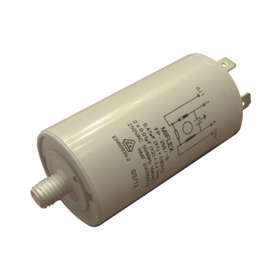 Noise Suppression Filter 0 47uF+2x0 01mF+2x1mH/250VAC, 16A