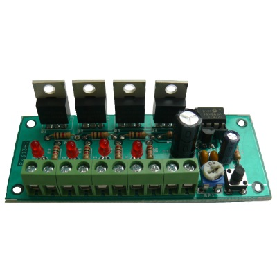 4 Channel Lights Show LED Controller