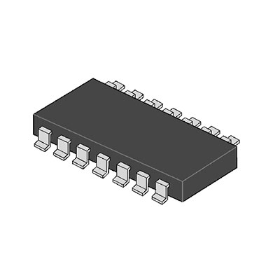 Operational Amplifier LM324DR, SO14