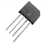 Image of Rectifier Bridge RS204, 2A/400V, RS2