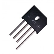 Image of Rectifier Bridge RS804, 8A/400V, RS-6