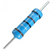 100 Widerstand 7,68KOhm MF0207 Metallfilm resistors 7,68K 0,6W TK50 1/% 032961