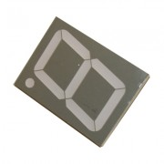 Image of Single LED Digit Display KLS9-D-40011FD, 101.2 mm, common anode, RED