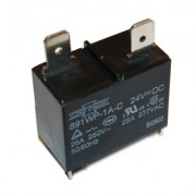 Image of Relay 891WP-1A-C, 24VDC, 25A/277VAC, SPNO