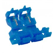 Image of Self-stripping Fuse Holder, 0.8-2.0 mm2 , 20A