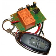 Image of Motor Controller RC, two channels, 433.92 MHz