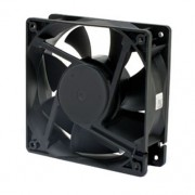 Image of Brushless Fan 12VDC, 25x25x10 mm, plastic, rifle, FG