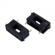 Image of Fuse Holder 5x20 mm, 22 mm pitch, cap, PCB
