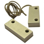 Image of Magnetic Reed Switch, 50x20x10 mm, set, METAL