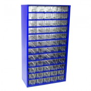 Image of Instrument Cabinet MARS 6750, 60 drawers, (306x551x155 mm)