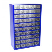 Image of Instrument Cabinet MARS 6732, 50 drawers, (306x460x155 mm)
