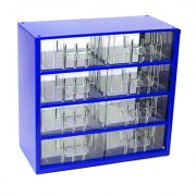 Image of Instrument Cabinet MARS 6764, 8 drawers, (306x282x155 mm)