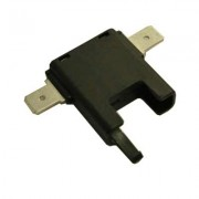 Image of Fuse Holder UNIVAL, 19 mm, Imax:40A