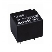 Image of Automotive Relay NRA06-C12D, 12VDC, 30A/14VDC, SPDT