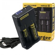 Image of Battery Charger NITECORE i2 V.2014, Ni-CD, Ni-MH, Li-ION