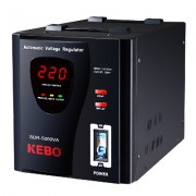 Image of Voltage Regulator SDR-5000VA, relay type