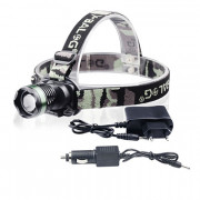 Image of Headlamp BL-6805, LED, /rechargeable/