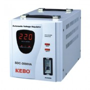 Image of Voltage Regulator SDC-3000VA, servo type