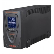 Image of UPS-650GP, 220VAC, 650VA/400W, LCD tilt, RS-232