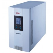 Image of UPS-3000H, 220VAC, 3000VA/2100W, LCD, external pack, online, sine wave, RS-232