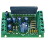 Image of Stereo audio amplifier 2x20W